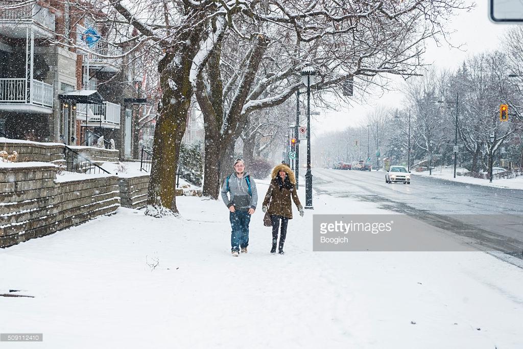 Montreal Wetter